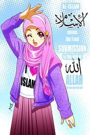 Animasi Muslimah Efriati3